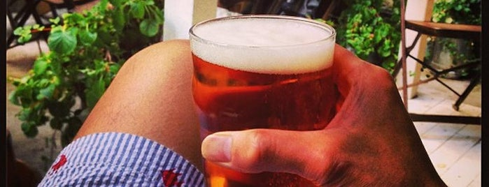 Alphabet City Beer Co. is one of NYC Summer Guide: Day Drinking.