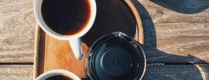 15 Top Coffee Shops in D.C.