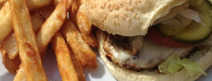 Charlie's Kitchen is one of Boston's Most Mouthwatering Burgers.