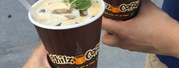 Philz Coffee is one of 15 Top Coffee Shops in D.C..