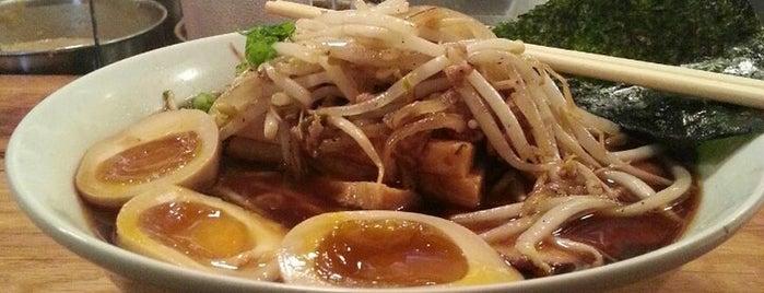 Daikaya is one of The Best Comfort Food in D.C..