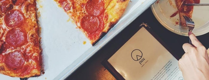 Piece Brewery and Pizzeria is one of Meet Your Match in CHI: Nature Lovers.