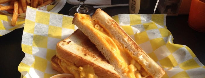 Cheesie's Pub and Grub is one of 15 Bucket List Sandwiches in Chicago.