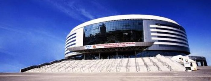 Минск-Арена / Minsk-Arena is one of Oleksandr 님이 좋아한 장소.