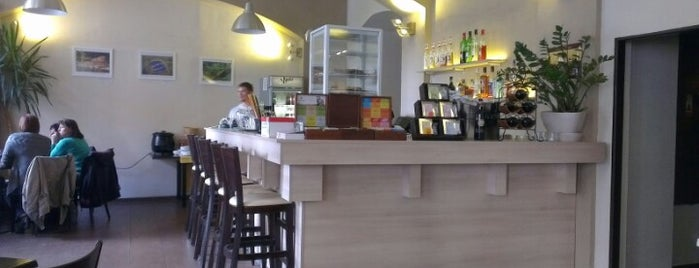 Sicily café is one of Places where I've eaten in CZ (Part 3 of 6).