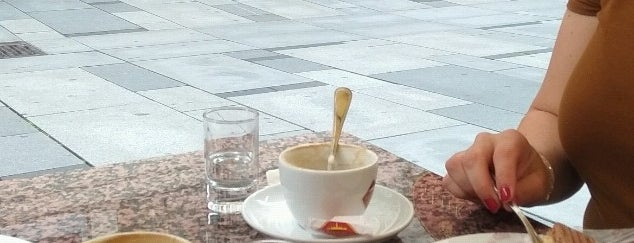 Konditorei Sluka is one of der kaffee.