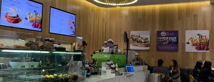 Guylian Belgian Chocolate Café is one of Crowded Sydney.