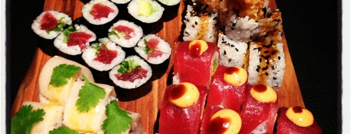 Sticks'n'Sushi is one of Hi, London!.