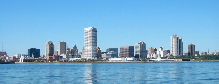 City of Milwaukee is one of Tempat yang Disukai KATIE.