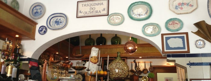 Tasquinha do Oliveira is one of Portugal.
