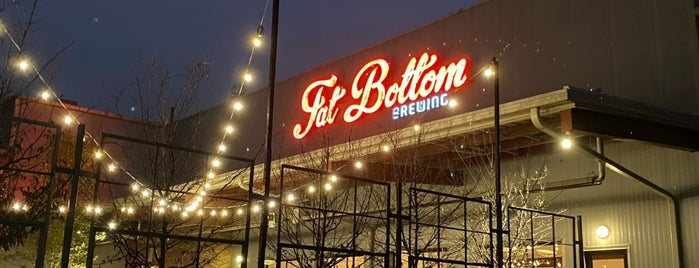 Fat Bottom Brewery is one of Breweries or Bust 3.