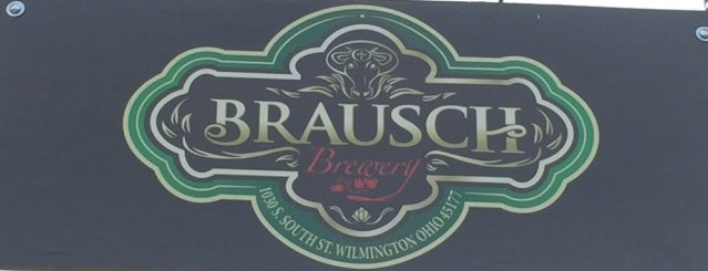 Brausch Brewery is one of Lieux sauvegardés par Andrew.