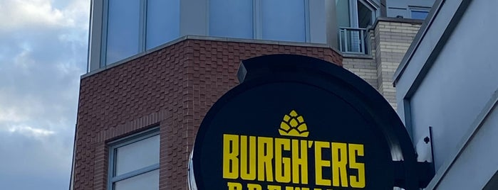 Burgh'ers Restaurant is one of Pittsburgh To Do.
