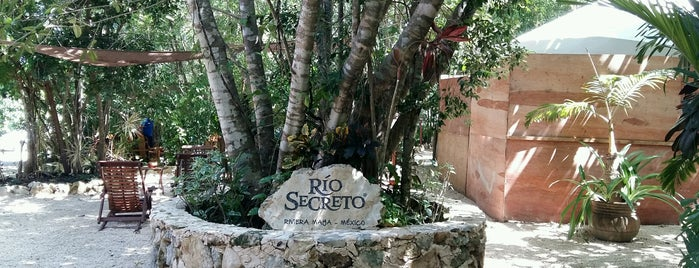 Río Secreto is one of Dessiさんの保存済みスポット.