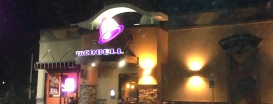 Taco Bell is one of Must-visit Food in Missoula.