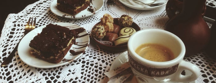 Львівська майстерня шоколаду / Lviv Handmade Chocolate is one of Kiev TOP Places.