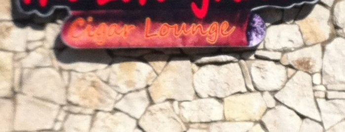 The Living Room Cigar Lounge is one of Dallas Bars.