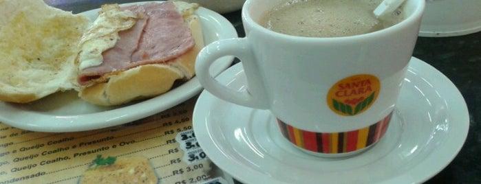 Padaria Trigopan is one of CAFE.