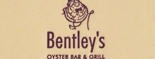 Bentley's Oyster Bar & Grill is one of London 2017.