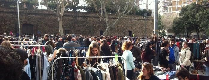 Flea Market Barcelona is one of in advance.