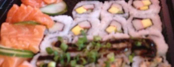 Oficina do Sushi is one of Thiagoさんの保存済みスポット.