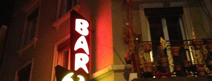 Bar 63 is one of Good Bars.