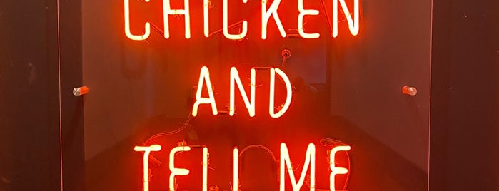 Palmer's Hot Chicken is one of Restaurants To Try - Dallas.