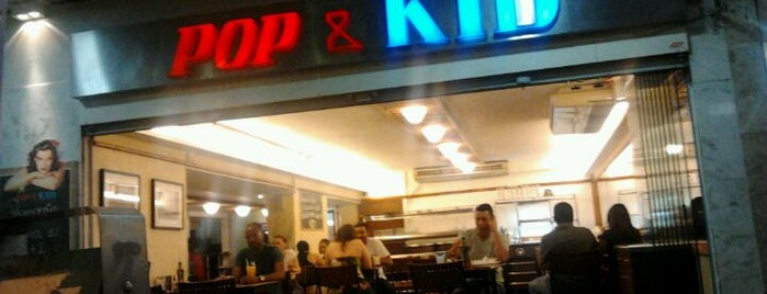 Pop & Kid Redentor Bar is one of Lugares favoritos de Gerson.