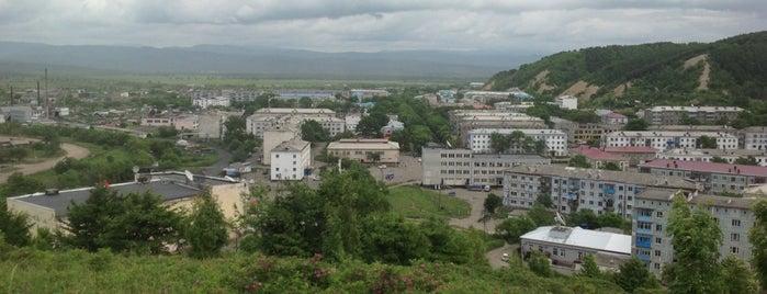 Углегорск is one of Города Сахалинской области.