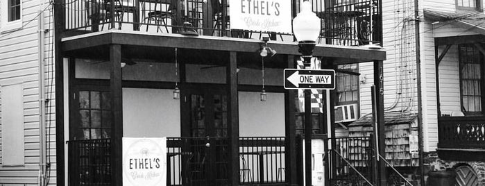 Ethel's Creole Kitchen is one of Aishaさんの保存済みスポット.