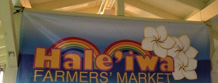 Haleiwa Farmers Market is one of Oahu.