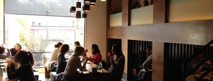Tinderbox Espresso Bar is one of London.