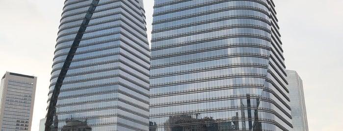 São Paulo Corporate Towers is one of Orte, die Yuri gefallen.