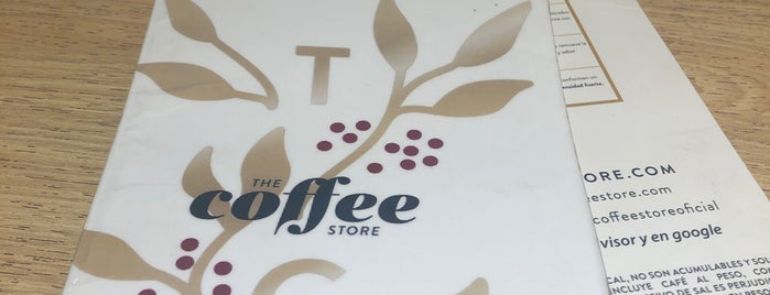 The Coffee Store is one of Lieux qui ont plu à Jane.