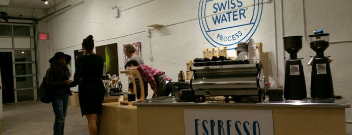 Swiss Water Process is one of Tempat yang Disimpan Lina.
