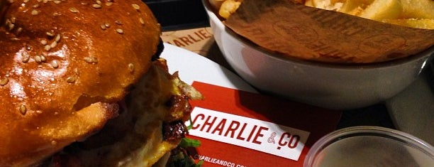 Charlie & Co. Burgers is one of Singapore.