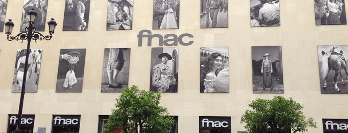 Fnac is one of Provincia de Sevilla.