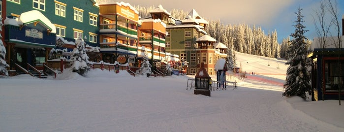 Silver Star Mountain Resort is one of Lieux qui ont plu à Leigha.