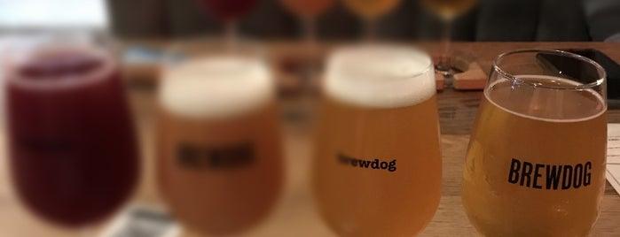 BrewDog Cincinnati is one of Cincinnati: An Indie-ish Guide.
