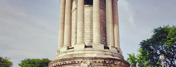 Soldiers' and Sailors' Monument is one of Architecture - Great architectural experiences NYC.