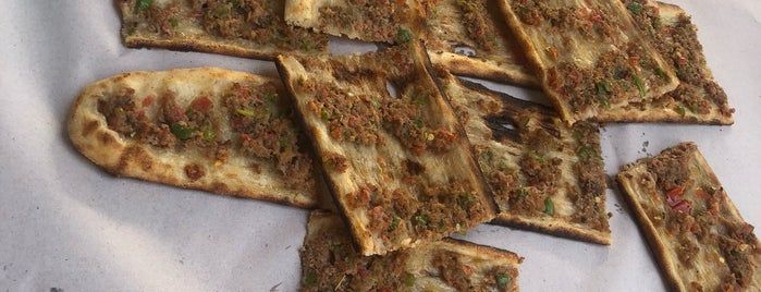 Sancaklar Pide Fırını is one of Omur Akkor.