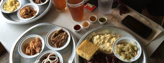 12 Bones Smokehouse is one of America's Top BBQ Joints.
