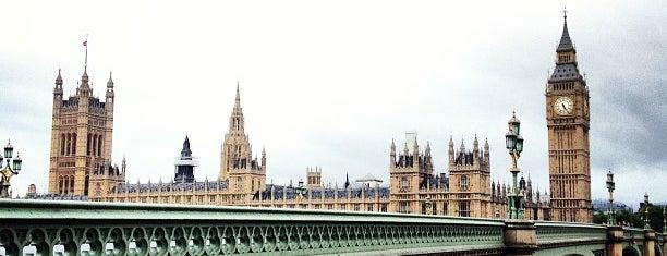 Westminster Bridge is one of London.