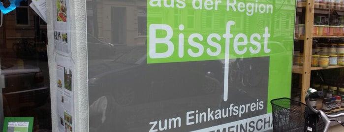 Bissfest – Das etwas andere Ladengeschäft für Naturkost is one of Orte, die Kai gefallen.