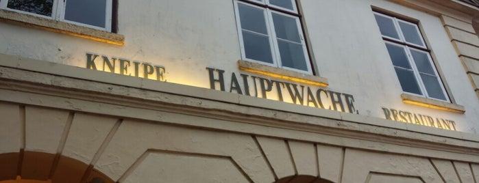 Hauptwache is one of Orte, die Kai gefallen.