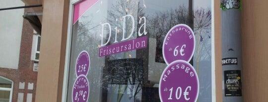DiDa Friseursalon is one of Orte, die Kai gefallen.