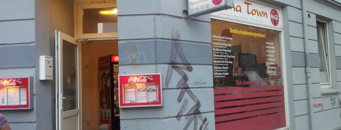 Blitz Pizza Service is one of Orte, die Kai gefallen.