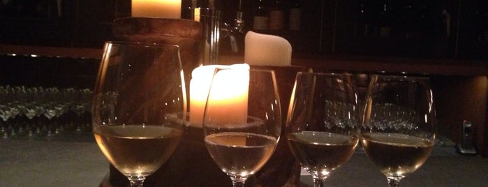 The Hidden Vine is one of Wine Bars Where You Should Be Sipping.