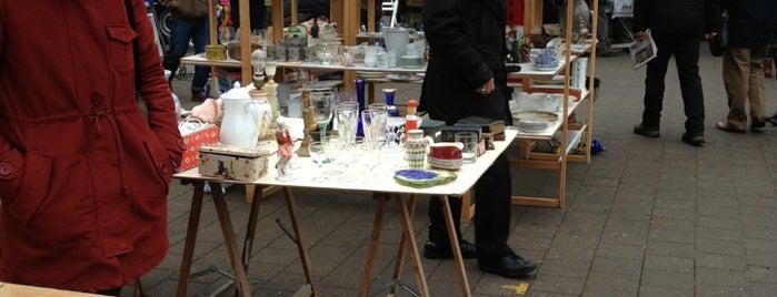 Brocante Bij Sint-Jacobs is one of Zondag in Gent.
