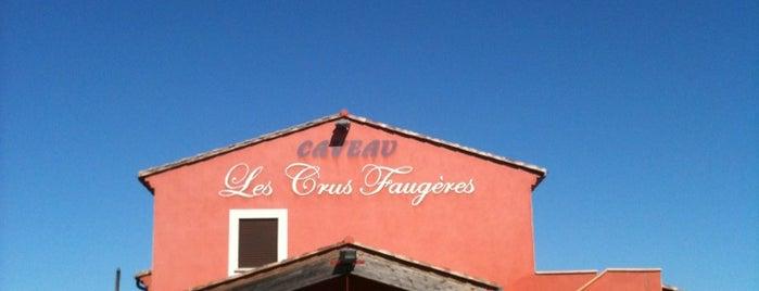 Faugères is one of สถานที่ที่บันทึกไว้ของ Jean-Marc.